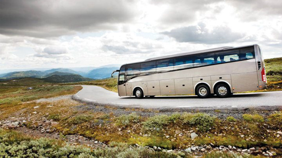 Autobusu nuoma