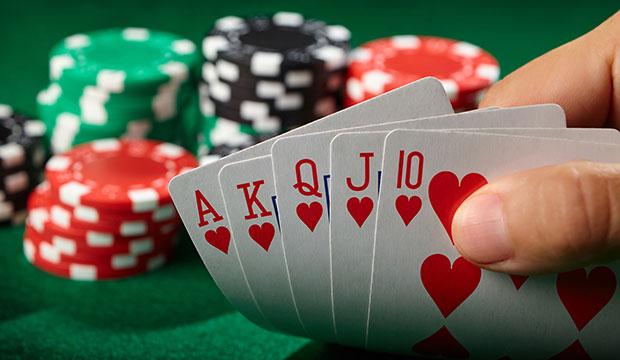 Pokeris
